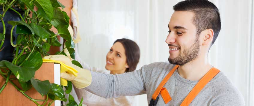 How long a house cleaning service should be?