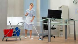 Superior commercial cleaning