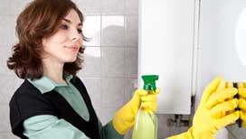 Specialist cleaning for estate agents